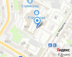 Компания Кухни Трио на карте города