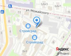 Компания Санрай73 на карте города