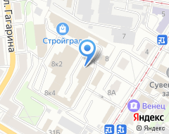 Компания Terem на карте города