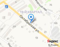 Компания ГРУЗЧИК73 на карте города
