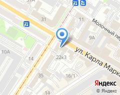 Компания БЭСТ-ПРОЕКТ на карте города