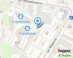 Компания ДиО на карте города