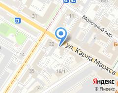 Компания Земстройэкспертиза на карте города