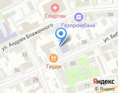 Компания Панская слобода на карте города