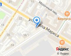 Компания Ульяновсктранснефтепродукт на карте города