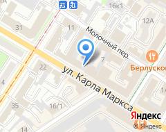Компания РеалСтройСервис на карте города