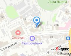 Компания Мапеи на карте города