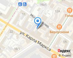 Компания СОЭКС на карте города