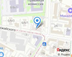 Компания Симбирск Гранит Память на карте города