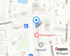 Компания СимбирскСтройИнвест на карте города