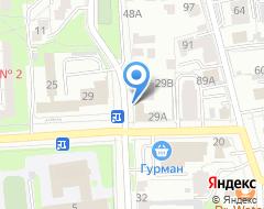 Компания МИР ЦВЕТА на карте города