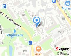 Компания Ульяновское землеустроительное проектно-изыскательное предприятие на карте города