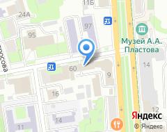 Компания Независимая Судебная Экспертиза на карте города