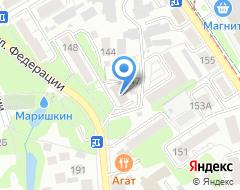 Компания Ульяновское землеустроительное проектно-изыскательское предприятие на карте города