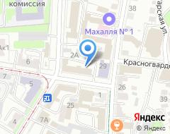 Компания ИНДЕКС-ПРИВОЛЖЬЕ на карте города