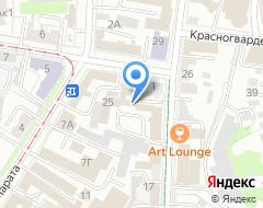 Компания УльяновскСтройПроект на карте города