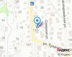 Компания Гончаровъ на карте города