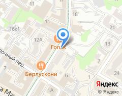 Компания Спутник-Сервис на карте города
