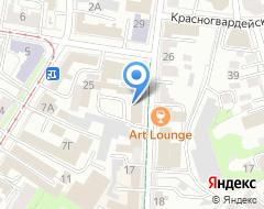 Компания Изыскатель на карте города
