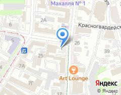 Компания Ульяновское предприятие противооползневых работ на карте города