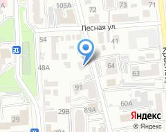 Компания All-Design на карте города