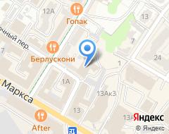 Компания Росинвентаризация на карте города