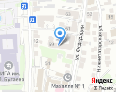 Компания Скамол Рус на карте города