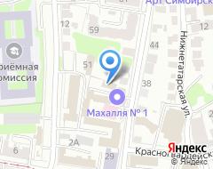 Компания СитиПром-МК на карте города