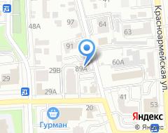 Компания ЭКСПЕРТНО-ЮРИДИЧЕСКИЙ ЦЕНТР на карте города