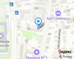 Компания Система на карте города