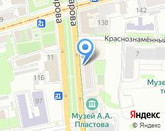 Компания Гео-Тур на карте города