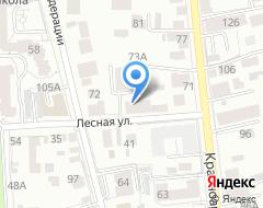 Компания ЛОКА на карте города