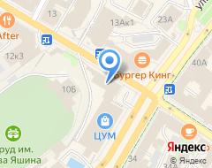 Компания OZON.ru на карте города