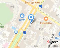 Компания Висдом на карте города