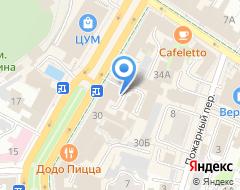 Компания Зевс+ на карте города
