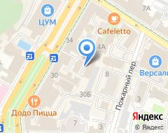 Компания Инженерный консалтинговый центр на карте города