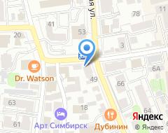 Компания Архангельская слобода на карте города