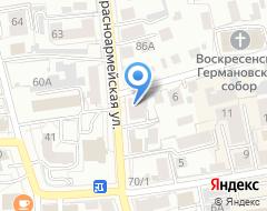 Компания Красноармейская 82, ЖСК на карте города
