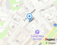 Компания Ульяновск-Проект на карте города