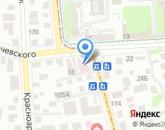 Компания АБВ-Строй на карте города