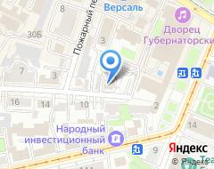 Компания Универсалстрой, ЗАО на карте города