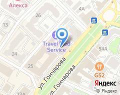 Компания Стандарт Ремонта на карте города