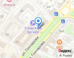 Компания Грузчики Ульяновск на карте города