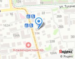 Компания Projector на карте города