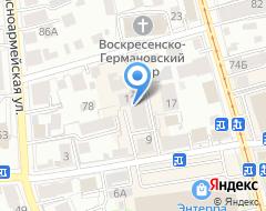 Компания Интеза на карте города