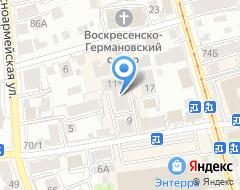 Компания ТГВ 73 на карте города
