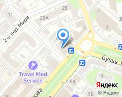 Компания АльянсСтройТорг на карте города