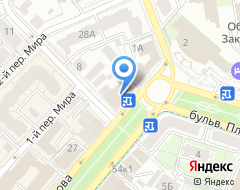 Компания Идея на карте города