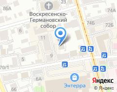 Компания ЖалюзиТорг на карте города