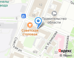 Компания Архитектурная мастерская Владимирова О.М. на карте города
